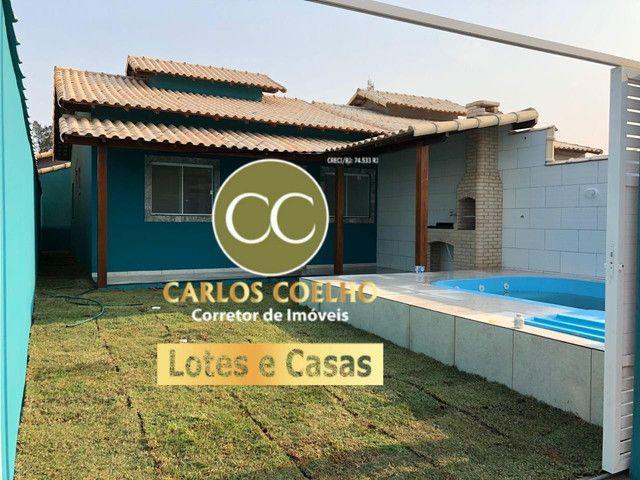 S 284 Casa Lindíssima no Bairro de Unamar - Tamoios Cabo Frio