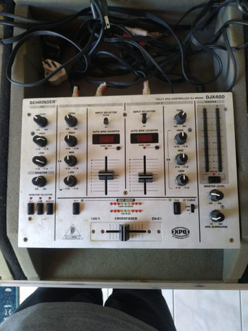 2 CDJ200 Pionner + Mixer Behringer DJX400 - Foto 5