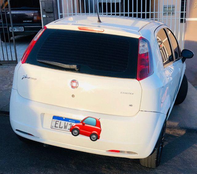 Fiat Punto Essence 1.6 Flex 2011 Top de Linha - Foto 2