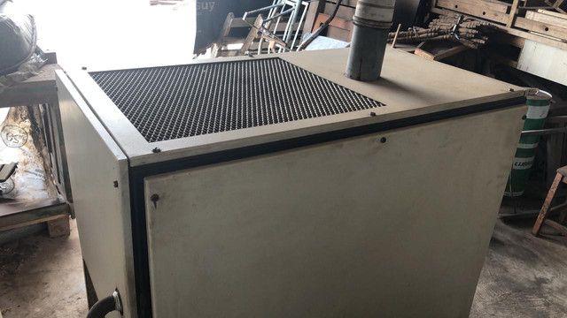 Compressor de ar parafuso  - Foto 3
