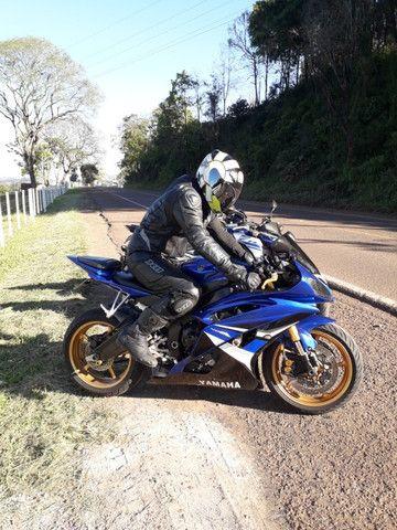 Yamaha YZF R6 - Foto 7