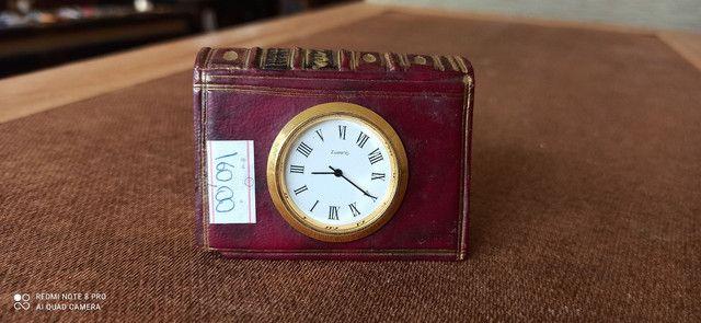 Relógio de Mesa Quartz