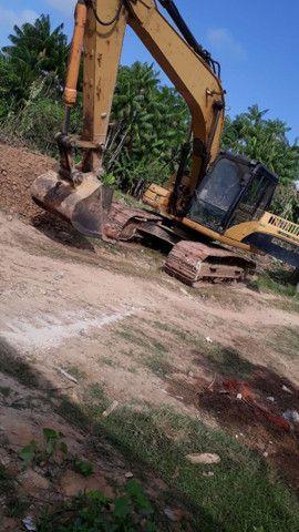 escavadeira 315 DL ano 2008     - Foto 4