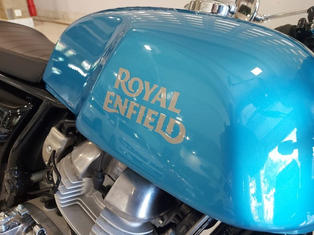 Royal Enfield - Continental GT 650 - Foto 2