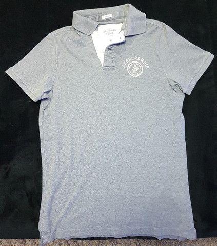 Camisa Polo - Abercrombie