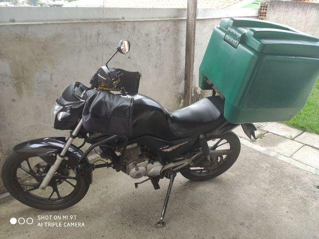 Fretes, mudanças e pequenas coletas de moto - Foto 2