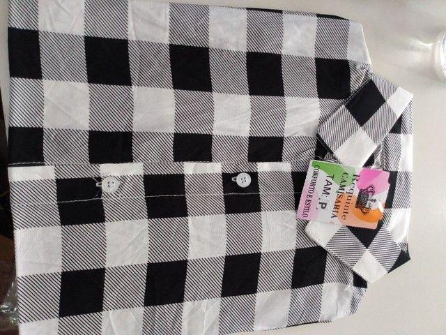Camisas Viscoses - Foto 3