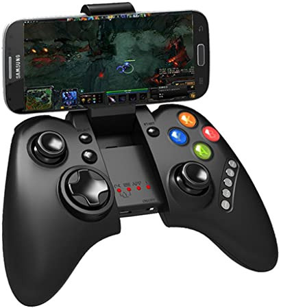 Controle Joystick Bluetooth Android IOS Pc Smartphones e Tablets (PG-9021S)