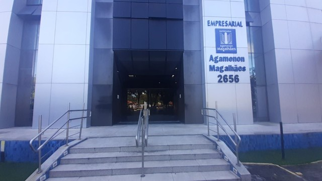 Sala para alugar, 59 m² por R$ 2.600,00/mês - Espinheiro - Recife/PE - Foto 13