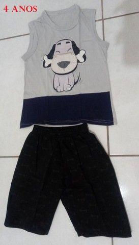 vendo roupas de menino - Foto 5