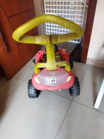 Carro infantil speed +brinquedo
