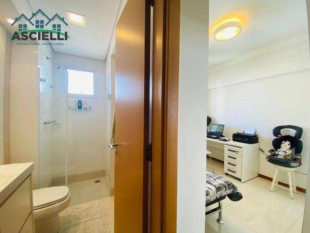 Apartamento com 3 dormitórios à venda, 112 m² por R$ 780.000,00 - Jardim Infante Dom Henri - Foto 4