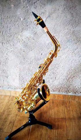 Sax Alto Harmonics