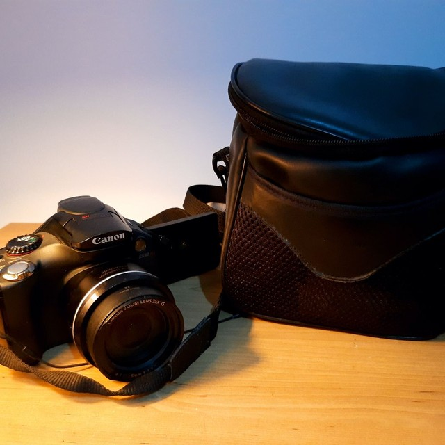 Câmera Canon Sx40 Powershot - Foto 2