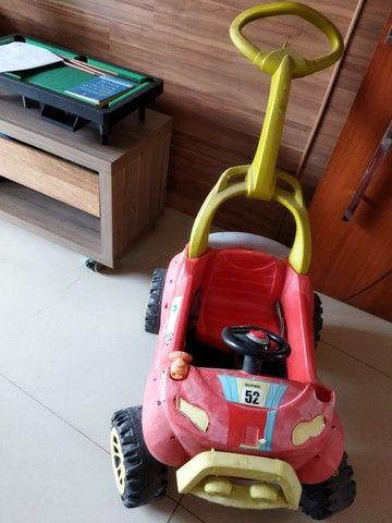 Carro infantil speed +brinquedo - Foto 2