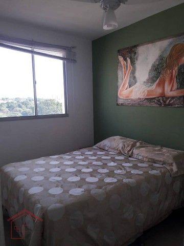 Residencial Spazio Classique, região São Francisco, com 02 dormitórios todo mobiliado acei - Foto 2