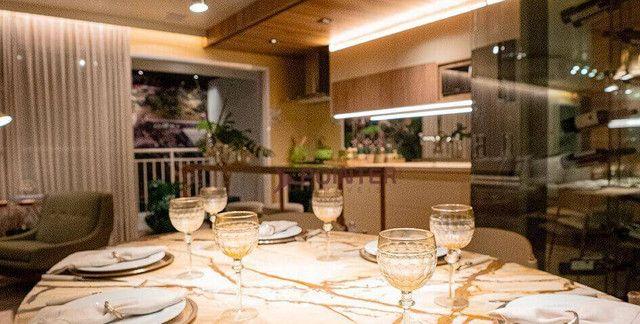 Apartamento com 3 dormitórios à venda, 83 m² por R$ 560.000,00 - Setor Oeste - Goiânia/GO - Foto 4