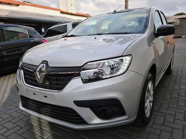 Renault Sandero  Life 1.0 0 Km emplacado . - Foto 19