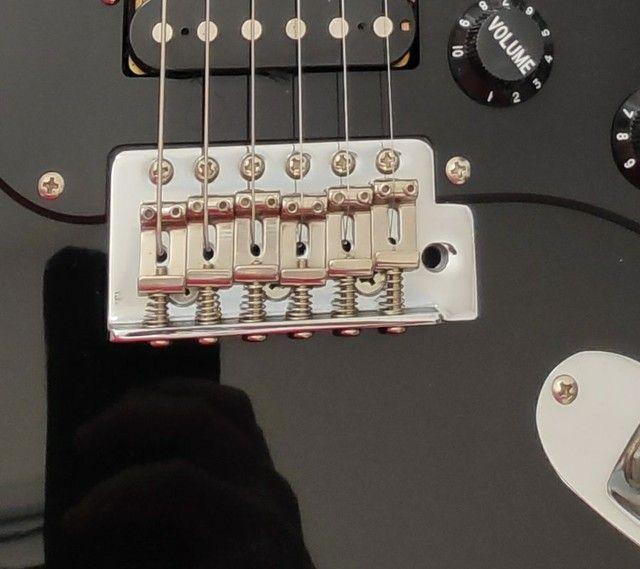 Guitarra Tagima T-736S + humbucker zonda malagoli (lançamento). Regulada por Luthier. - Foto 2