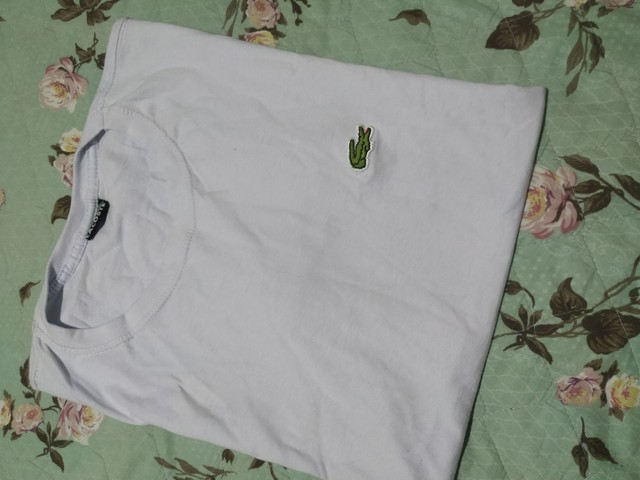 Camiseta masculina Lacoste Tam M
