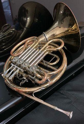Trompa Yamaha Custon  - Foto 5