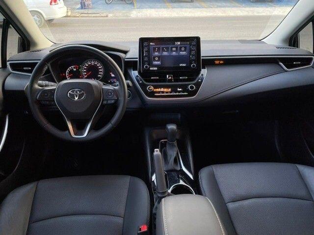 Corolla XEI 2.0 Aut. 2021 - (Único dono) - Foto 4