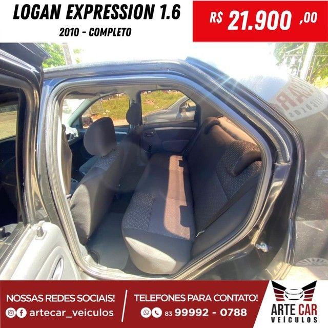Logan Expression 1.6 8 v completo 2010!! - Foto 5