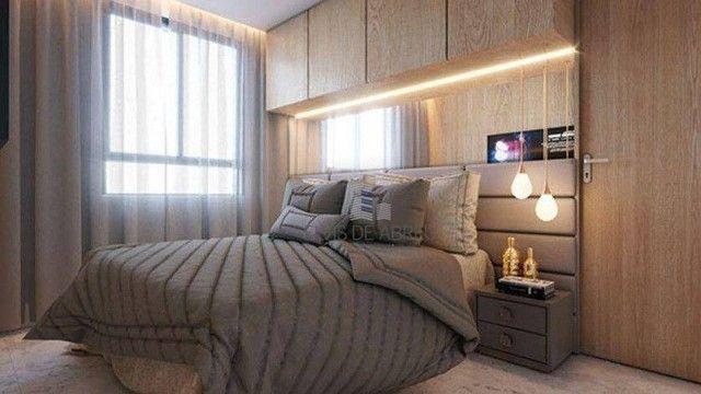 Apartamento com 2 dormitórios à venda, 57 m² por R$ 281.900,00 - Jardim Oceania - João Pes - Foto 4