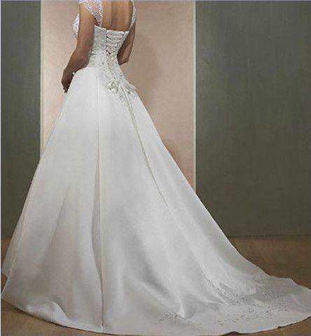Vestido de noiva bordado - Foto 5