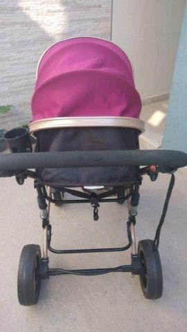 Carrinho de bebê Moisés Confortável - Foto 6