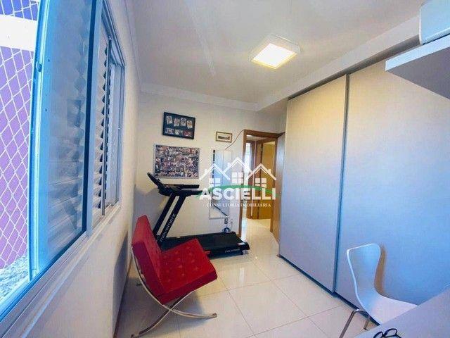 Apartamento com 3 dormitórios à venda, 112 m² por R$ 780.000,00 - Jardim Infante Dom Henri - Foto 6