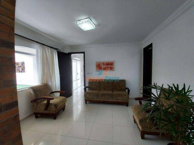 Casa com 5 dormitórios sendo 2 suíte à venda, 500 m² por R$ 1.485.000 - Campo Comprido - C - Foto 17
