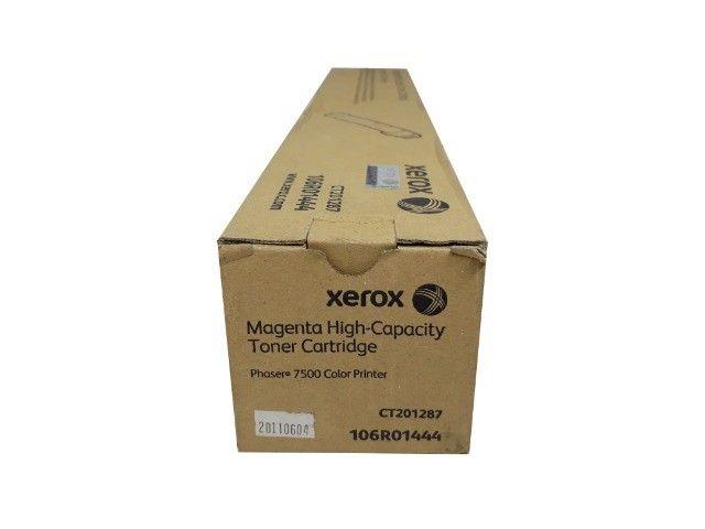 Toner Xerox 6350 / 106R01144 Cyan Original Novo - Foto 3