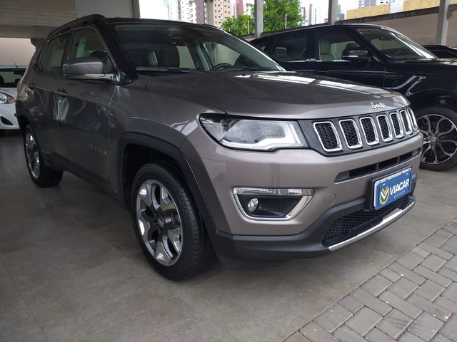 JEEP Compass limited 2018/2018 flex 2.0 automático  - Foto 2