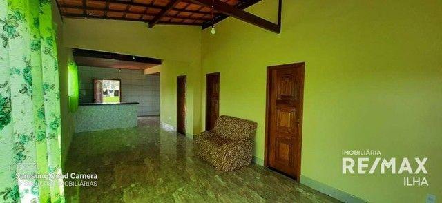 2 Casas com 5 dormitórios à venda, 250 m² por R$ 370.000 - Barra Grande - Vera Cruz/BA - Foto 17