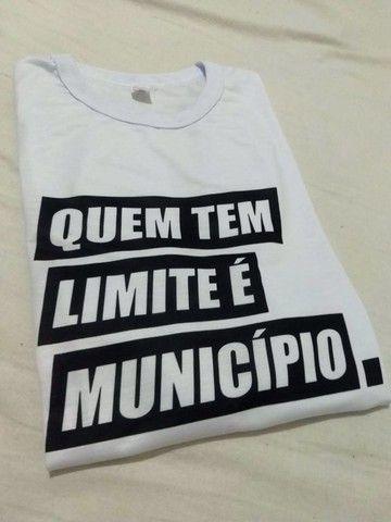 Camisas Personalizadas 100% Poliéster ( Malha PP)  - Foto 2
