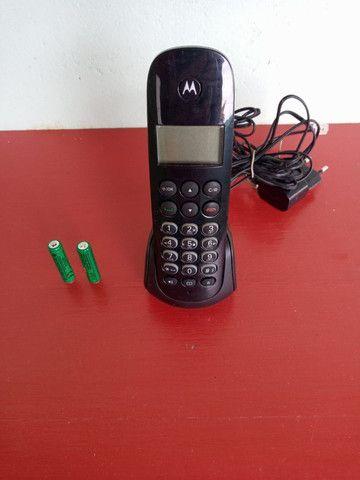 Telefone sem fio para linha fixa - Foto 2