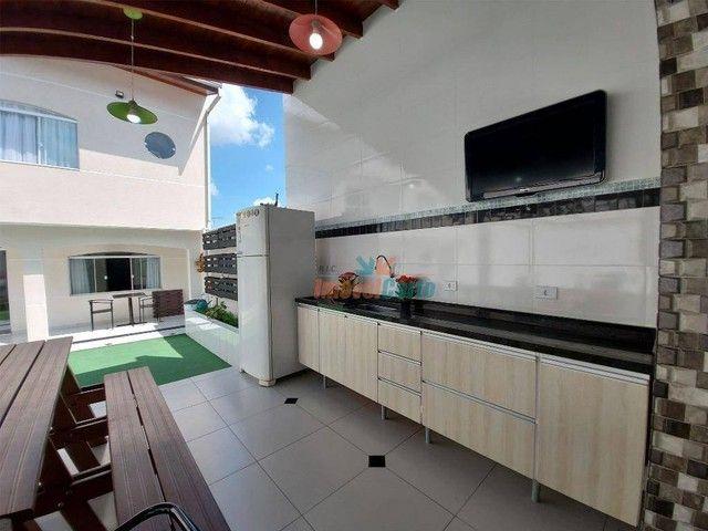 Casa com 5 dormitórios sendo 2 suíte à venda, 500 m² por R$ 1.485.000 - Campo Comprido - C - Foto 8