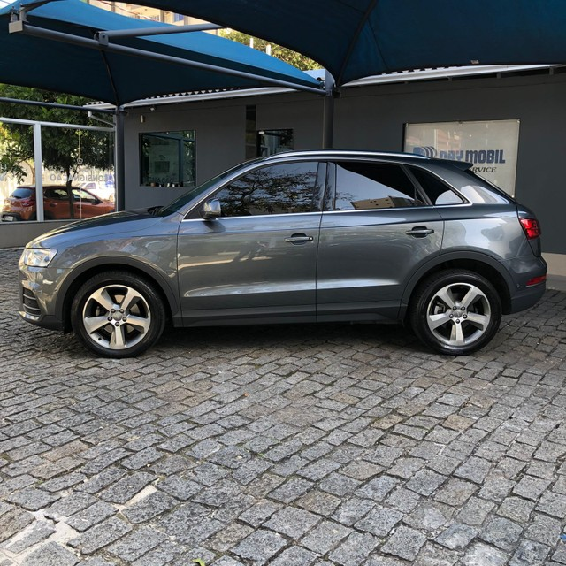 Audi Q3 Ambition 2.0 tfsi Quattro - 2018 - Único Dono - Foto 2
