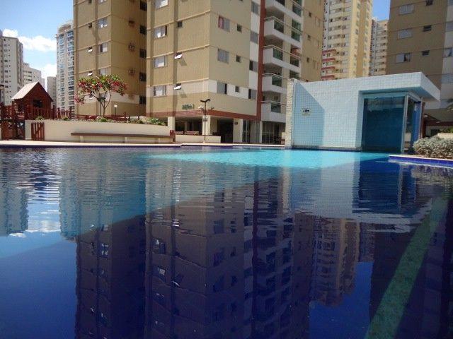 Apartamento com 93 metros com 3 Suítes Residencial Eldorado - Goiânia - GO - Foto 3