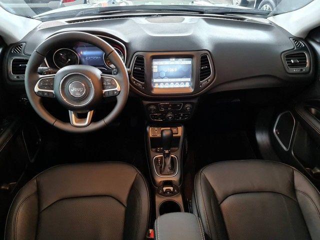 COMPASS 2021/2021 2.0 16V FLEX LONGITUDE AUTOMÁTICO - Foto 10