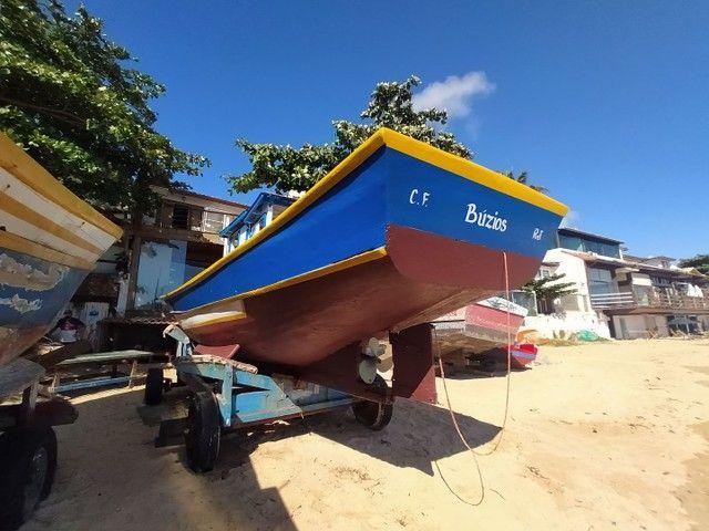 Casco traineira barco - Foto 3