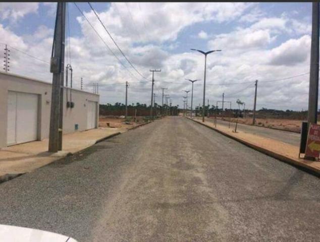 Lotes Maracanaú próximo a Ceasa 10 min do Centro. Pronto pra construir