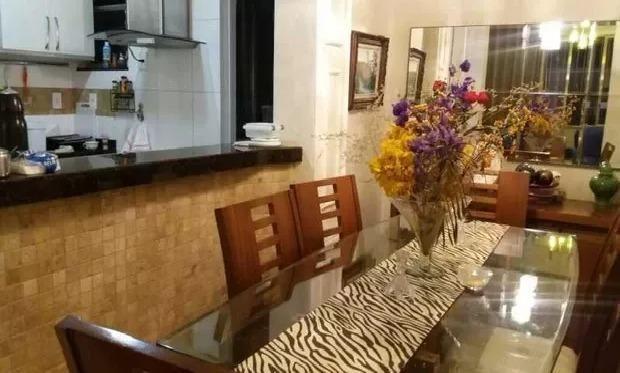 Marquês de Olinda - 3 qtos (2 suites) com garagem em Botafogo