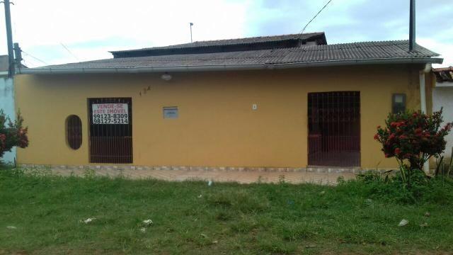 Vendo casa no bairro prainha
