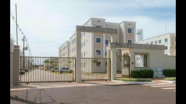 Aluguel apartamento Castelo de Mônaco próximo UFMS 700 reais