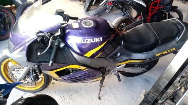 Moto P/ Retirada De Peças / Sucata Honda Suzuki RF 900 Ano 1994 E 1997 - Foto 7