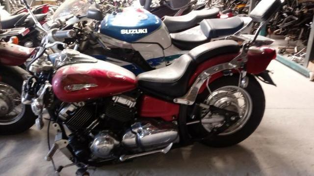 Moto Para Retiradas De Peças/sucata Yamaha Drag Star ano 2005/2008 - Foto 2