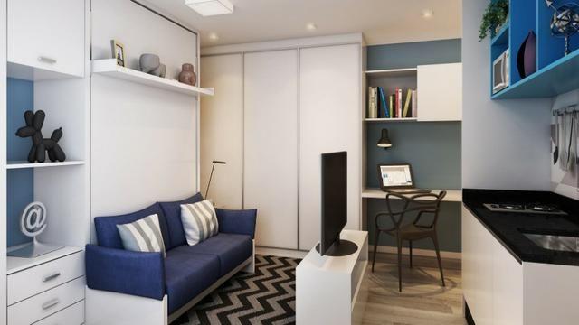 Studio 1 Dormitório Centro de Curitiba - Foto 2