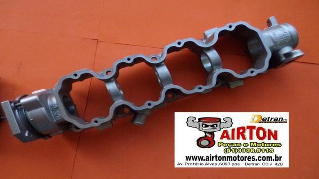 Polia-alternador-compressor-motor-arraque-bloco-virabrequim-comando-volante-cabeçote-tbi - Foto 5